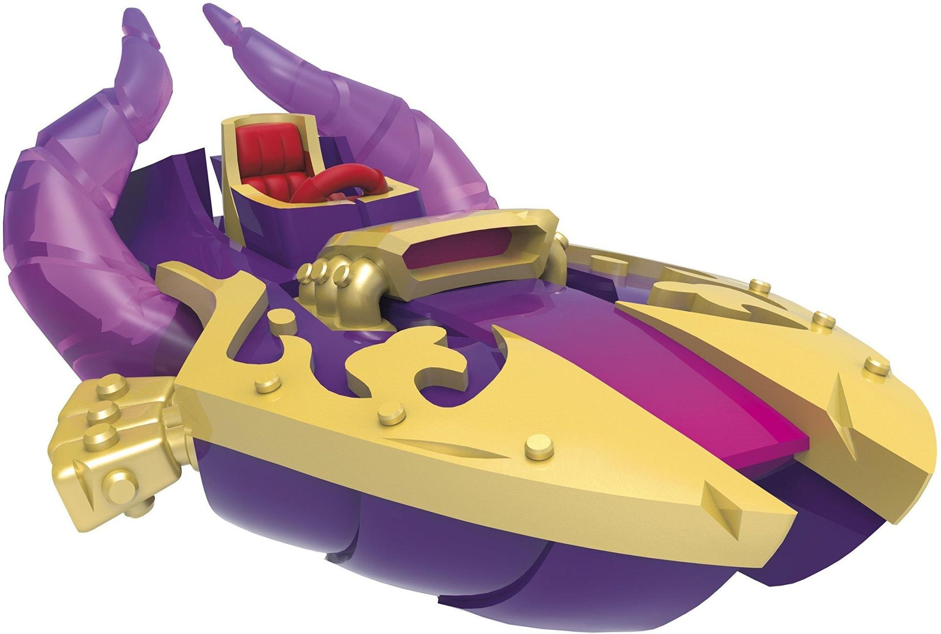 Figurka Skylanders Superchargers: Splatter Splasher (PC)