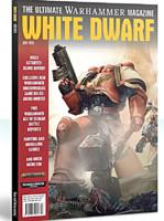 Časopis White Dwarf 2019/07