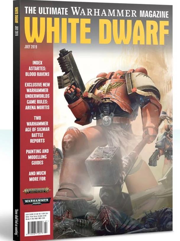 Časopis White Dwarf 2019/07 (PC)