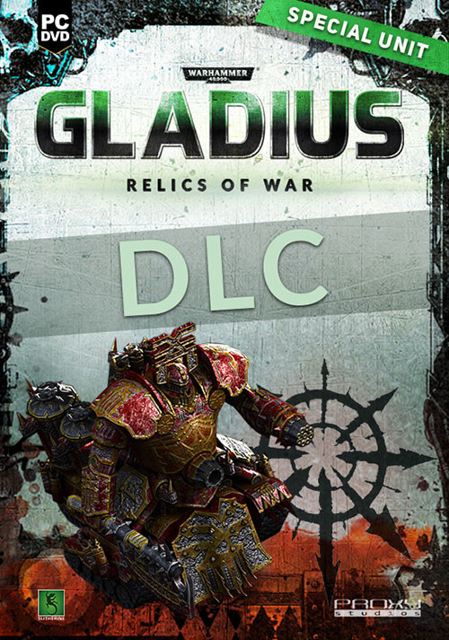 Warhammer 40,000: Gladius - Relics of War - Lord of Skulls (PC) Klíč Steam (PC)