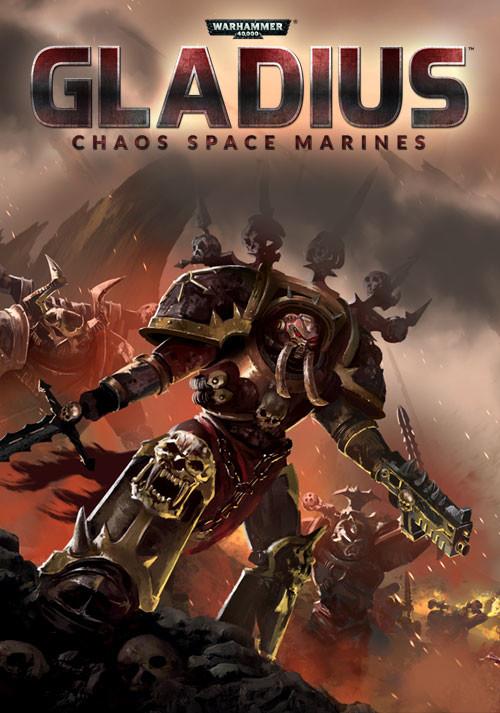 Warhammer 40,000: Gladius - Chaos Space Marines (PC) Klíč Steam (PC)