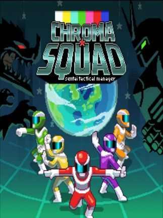 Chroma Squad (PC) Klíč Steam (PC)