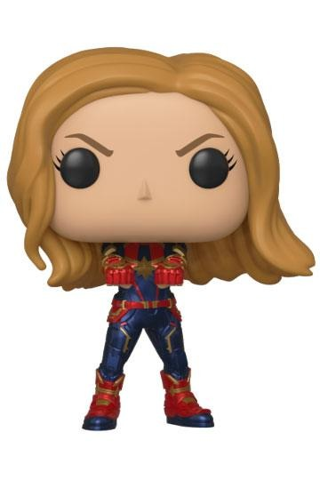 Figurka Avengers: Endgame - Captain Marvel (Funko POP! Marvel 459) (PC)