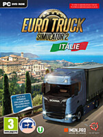 Euro Truck Simulator 2: Itálie (PC DIGITAL)