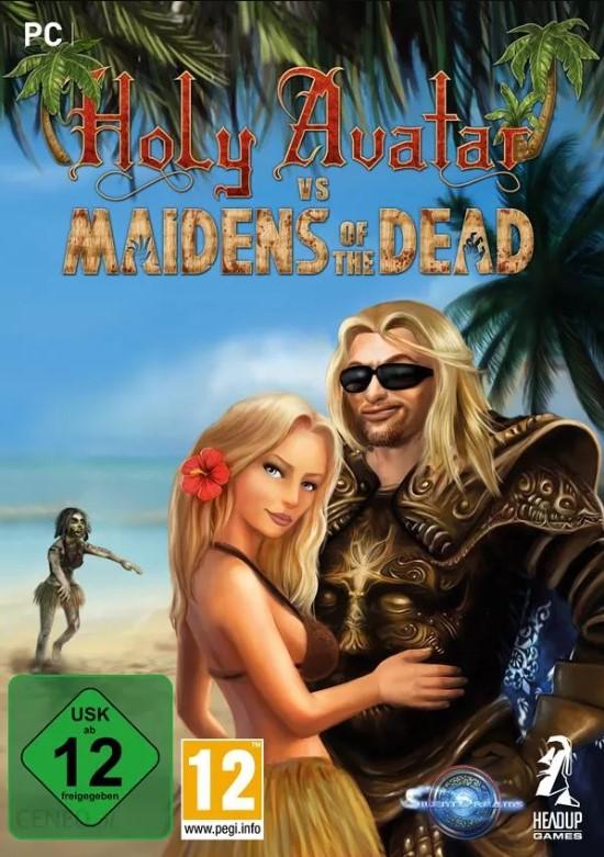 Holy Avatar vs. Maidens of the Dead (PC) Klíč Steam (PC)