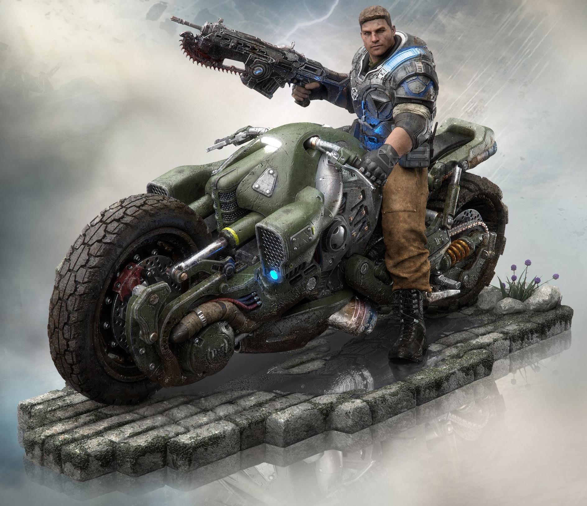 Figurka Gears of War 4 - JD Fenix (PC)