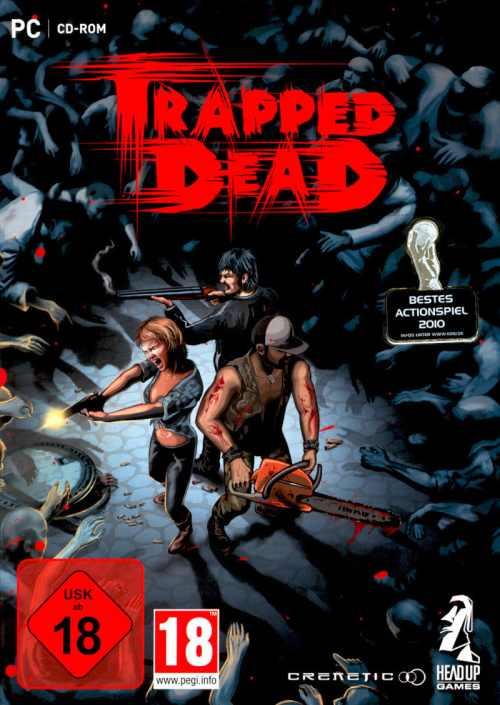 Trapped Dead (PC) Klíč Steam (PC)