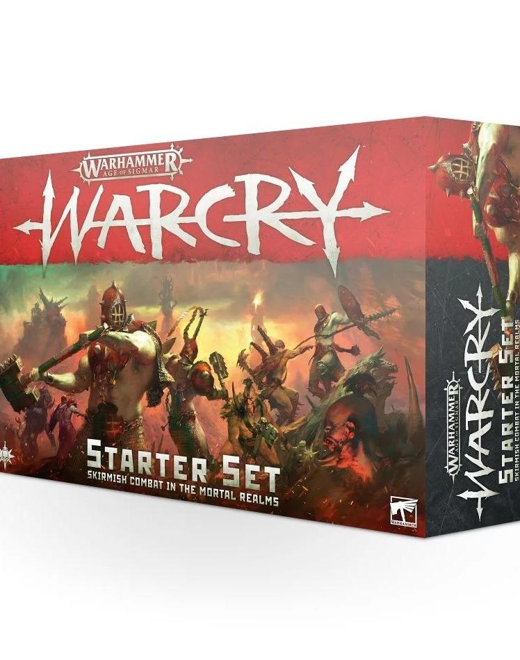 Warhammer Age of Sigmar: Warcry (Starter Set) (PC)