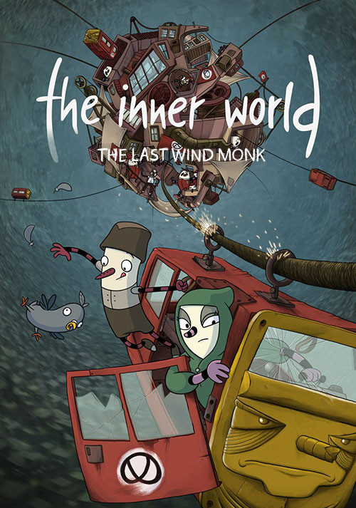 The Inner World (PC) Klíč Steam (PC)