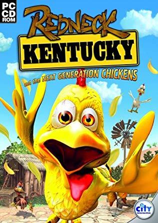 Redneck Kentucky and the Next Generation Chickens (PC) Klíč Steam (PC)