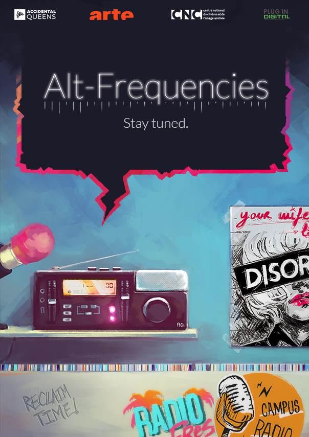 Alt-Frequencies (PC) Klíč Steam (PC)