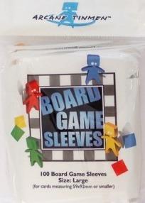 Ochranné obaly na karty (59 x 92 mm) - 100ks (PC)