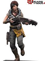Figurka Gears of War 4 - Kait Diaz (McFarlane)