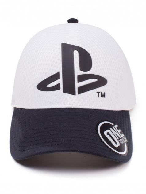 Kšiltovka PlayStation - Logo (PC)