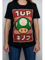 Tričko Nintendo - Propaganda Poster 1-UP Mushroom
