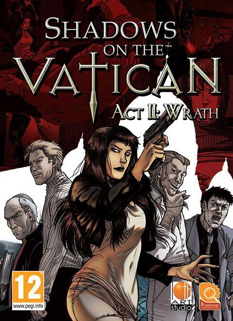 Shadows on the Vatican Act II (PC DIGITAL) (PC)