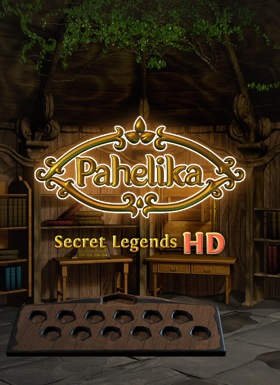 Pahelika Secret Legends (PC DIGITAL) (PC)