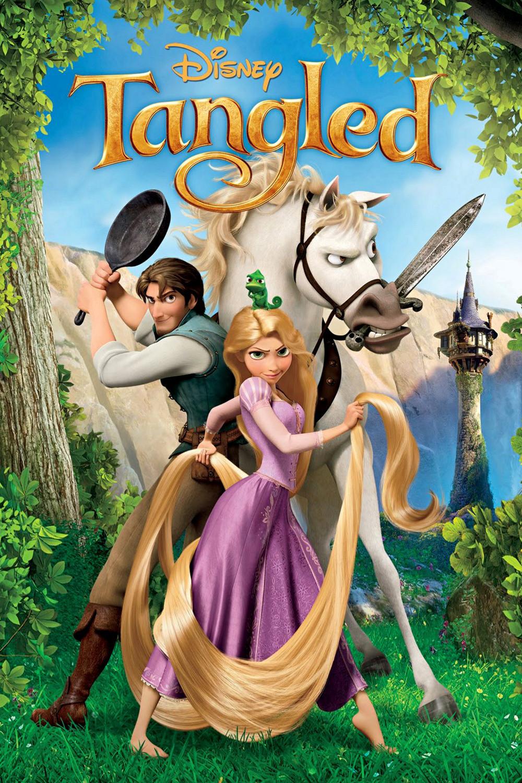 Disney Tangled (PC) Steam (PC)
