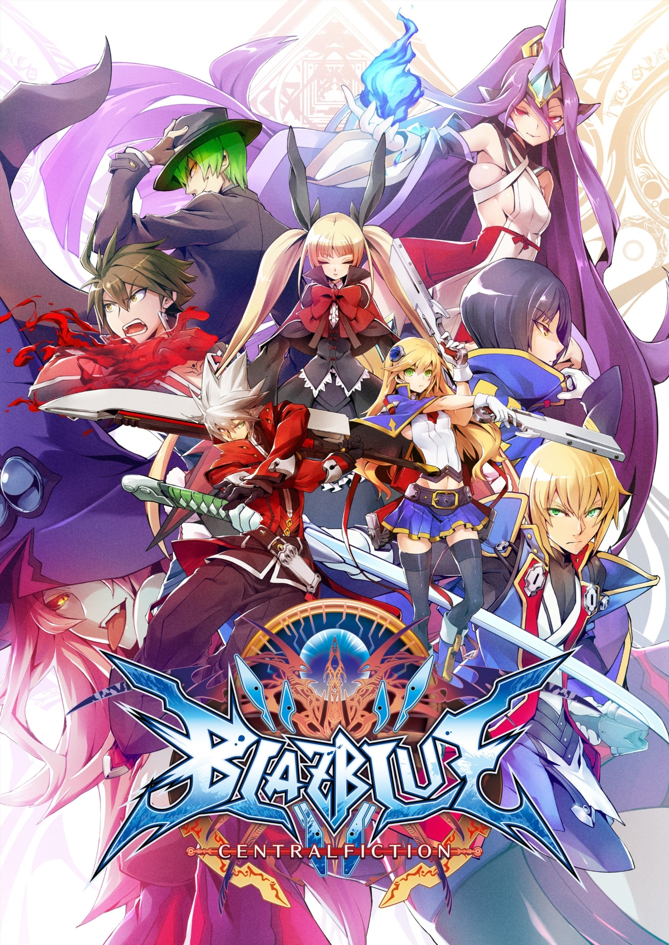 BlazBlue Centralfiction (PC) Steam (PC)