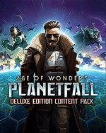 Age of Wonders: Planetfall Deluxe Edition Content Pack (PC) Klíč Steam