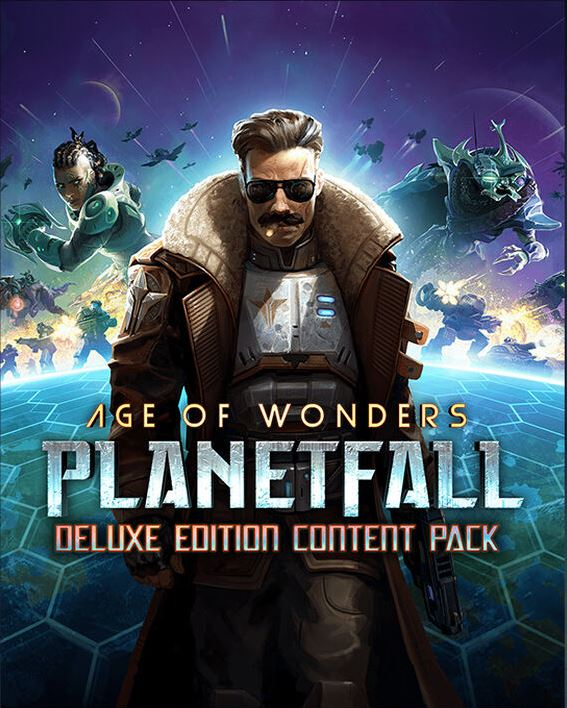 Age of Wonders: Planetfall Deluxe Edition Content Pack (PC) Klíč Steam (PC)