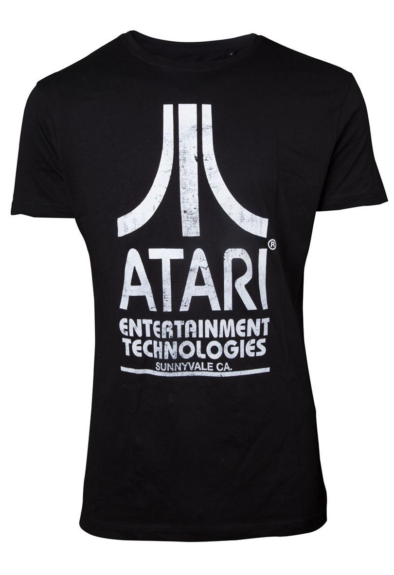 Tričko Atari - Entertainment Technologies (velikost S)