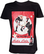 Tričko Fallout - Nuka Cola (velikost XL)