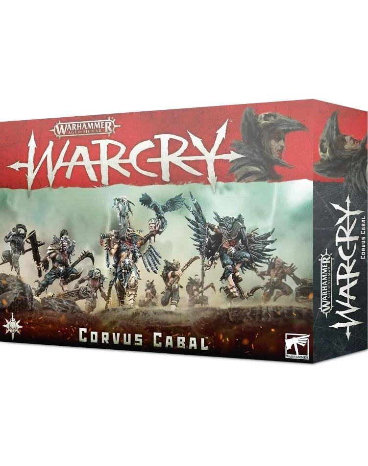 Warhammer Age of Sigmar: Warcry - Corvus Cabal (rozšíření) (PC)