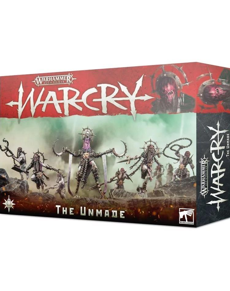 Warhammer Age of Sigmar: Warcry - The Unmade (rozšíření) (PC)