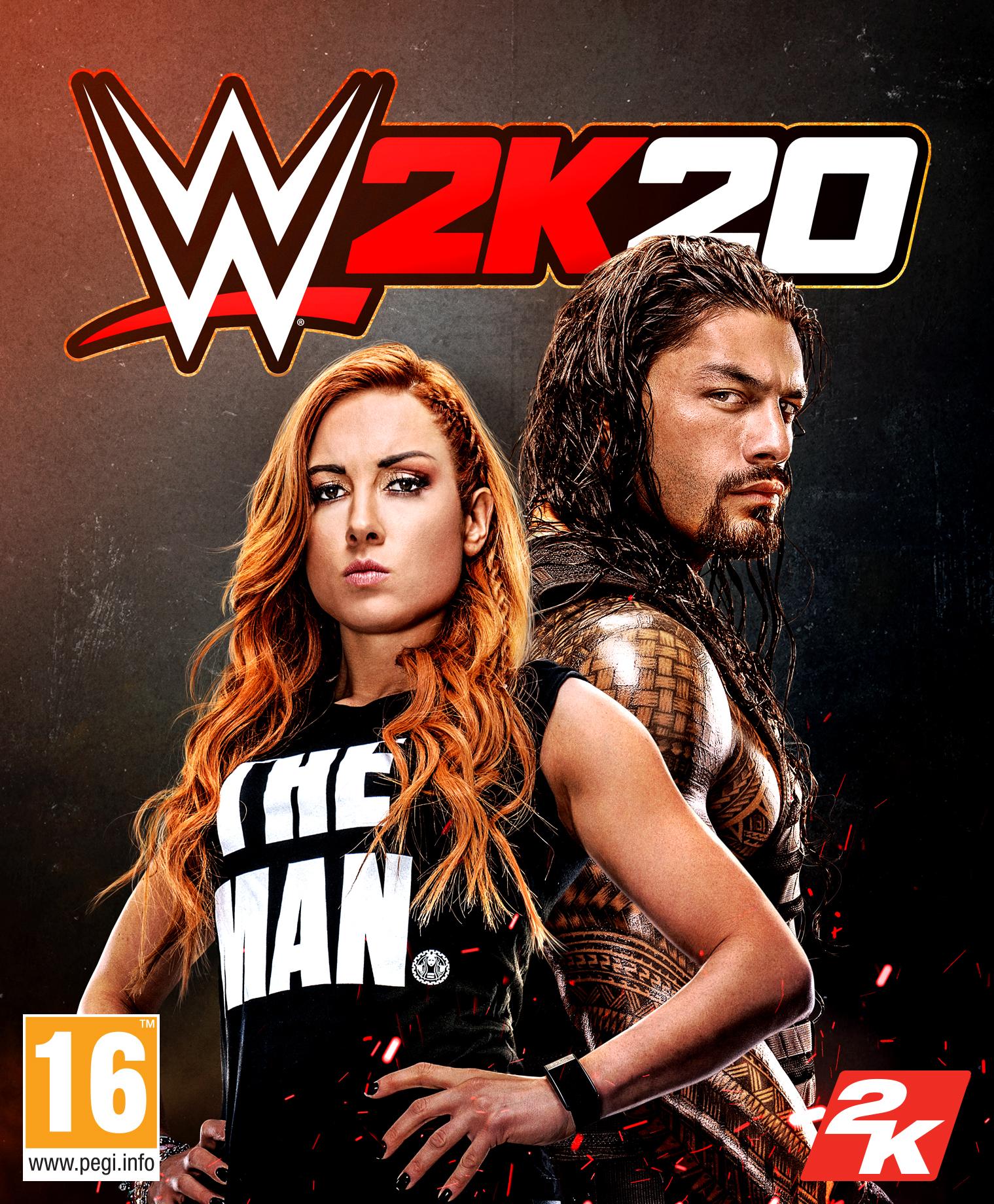 WWE 2K20 (PC) Klíč Steam (PC)