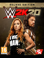 WWE 2K20 Deluxe Edition (PC) Klíč Steam