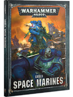 Kniha W40k: Codex: Space Marines