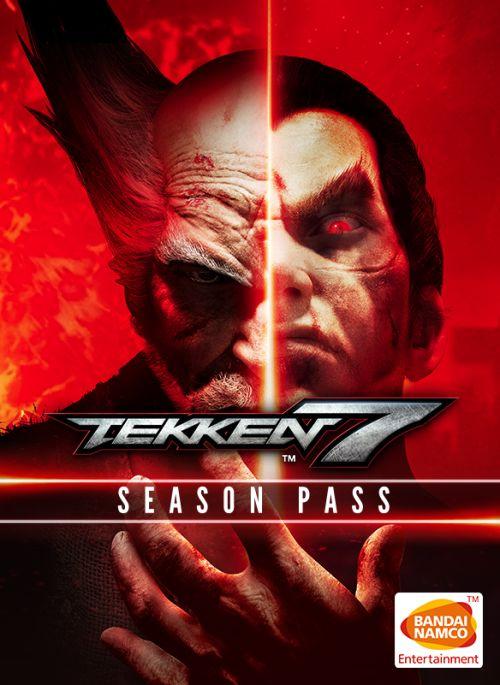 Tekken 7 Season Pass (PC DIGITAL) (PC)