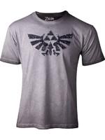 Tričko dámské The Legend of Zelda - Silver Sequins (velikost L)