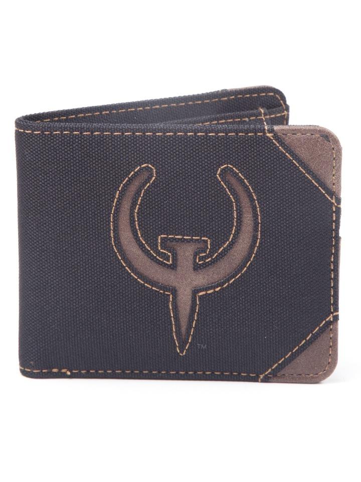 Peněženka Quake - Classic Logo (PC)