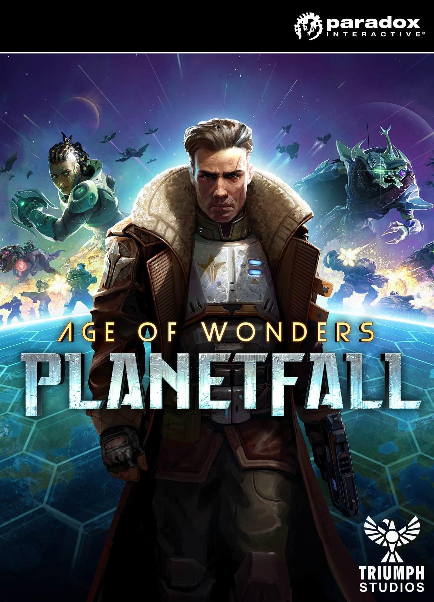 Age of Wonders: Planetfall (PC) Klíč Steam (PC)