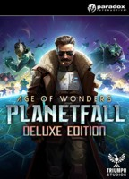 Age of Wonders: Planetfall Deluxe Edition (PC) Klíč Steam