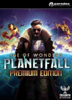 Age of Wonders: Planetfall Premium Edition (PC) Klíč Steam