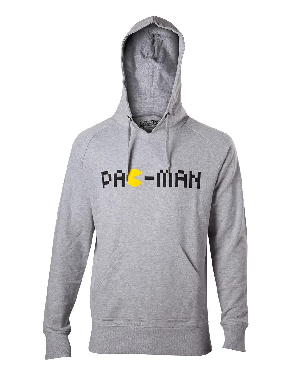 Mikina Pac-Man - Classic Logo (velikost M)