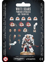 W40k: White Scars Primaris Upgrades & Transfers