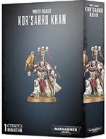 W40k: White Scars - Korsarro Khan