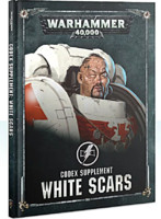 Kniha W40k: Codex: White Scars