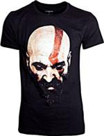 Tričko God of War - Kratos Face (velikost M)
