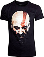 Tričko God of War - Kratos Face