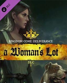 Kingdom Come Deliverance A Womans Lot (PC DIGITAL) (PC)