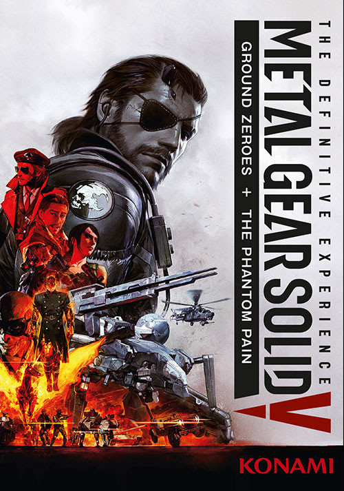 Metal Gear Solid V: The Definitive Experience (PC DIGITAL) (PC)