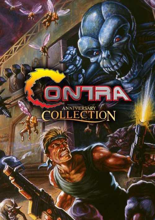 Contra Anniversary Collection (PC) Klíč Steam (PC)