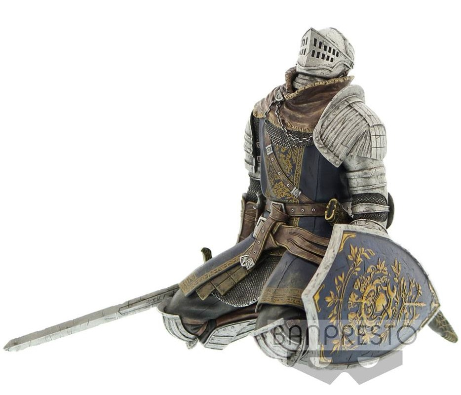 Figurka Dark Souls - Oscar Knight of Astora (12 cm)  (PC)