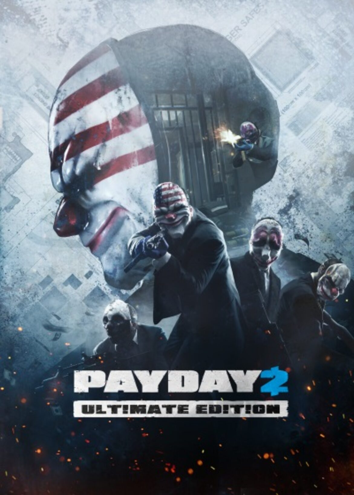 PayDay 2: Ultimate Edition (PC DIGITAL) (PC)
