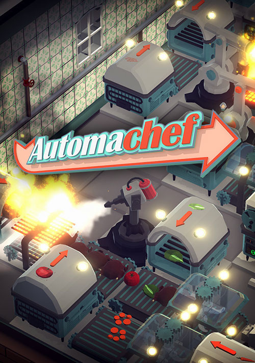 Automachef (PC) Klíč Steam (PC)